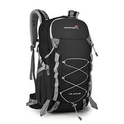 Mountaintop 40 Liter Hiking Backpack/Camping Backpck/Travel