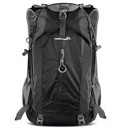 OutdoorMaster Hiking Backpack 50L - Weekend Pack w/ Waterpro