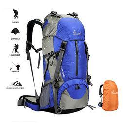 novosun Hiking Backpack,Lightweight Camping Backpack for Men