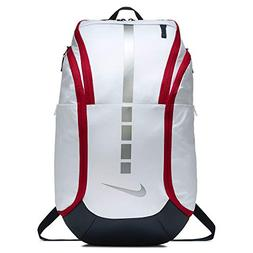 Nike Hoops Elite Hoops Pro Basketball Backpack White/Obsidia