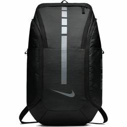 Nike Hoops Elite Pro Backpack BLACK/BLACK/MTLC COOL GREY