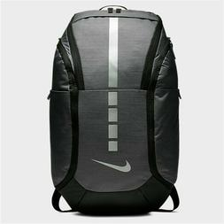 Nike Hoops Elite Pro Basketball Backpack Book Bag Game Gray