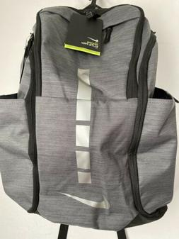 New w/Tag Nike Hoops Elite Pro Basketball Backpack Dark Grey