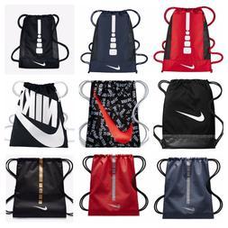 Nike Drawstring Bag Adult Hoops Elite Basketball Or Kids Gym