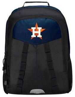 Houston Astros Scorcher Backpack MLB Baseball Fan Gym Sports