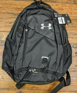 Under Armour Hustle 4.0 Backpack - Black