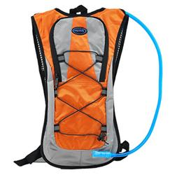Zaidogear Hydration Pack with 2L Backpack BPA Free Water Bla