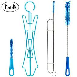 MIRACOL Hydration Bladder Cleaning Kit 4 in 1 Cleaner Brush