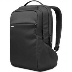 "Incase Icon Slim Pack, 15.6"" Laptop Backpack, Black, CL55535"