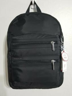 Hedgren Inner City Gali Black Backpack HIC398 Laptop Compart