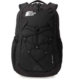 the north face jester backpack BLACK NEW+ free shipping
