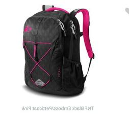 Jester Backpack / Bookbag The North Face Women's  Black/ Pin
