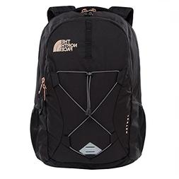 The North Face Women's Jester Backpack - TNF Black Heather/B