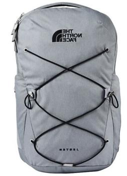 The North Face Jester Backpack - New Mid Grey Heather
