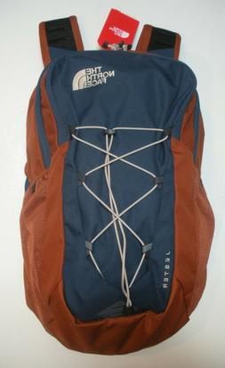 The North Face Jester Backpack - Shady Blue & Gingerbread Br