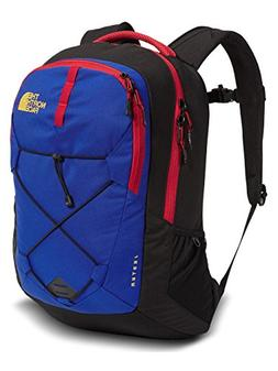 The North Face Jester Backpack - Bright Cobalt Blue & TNF Bl