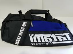 Fuji Sports BJJ Jiu-Jitsu Lightweight Gi BackPack Gear Bag Gearbag White