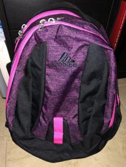 Adidas Journal Backpack - Black/Hot Pink - NWT