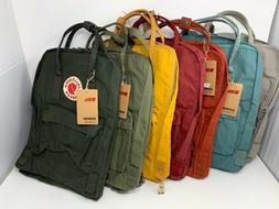 Fjallraven Kanken Backpack Ochre, One Size