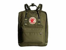 Fjallraven - Kanken Classic Backpack for Everyday - Green-Fo