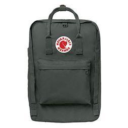 """Fjallraven - Kanken Laptop 17"""" Backpack for Everyday, Forest"""