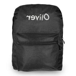 Kaufman-Personalized Classic Backpacks for Kids Embroidered