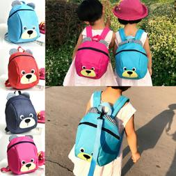 Kids Baby Safety Harness Leash Anti Lost Backpack Strap Bag