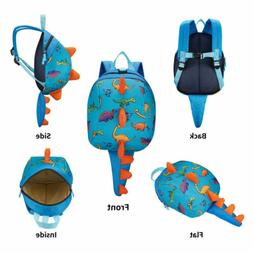 Kids Backpack SKL Upgraded 3D Cartoon Dinosaur Children Cute