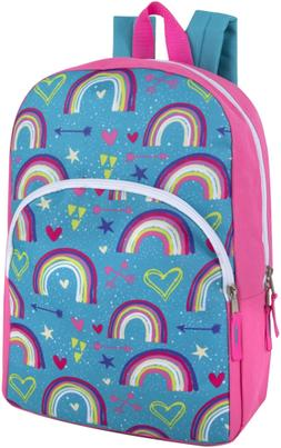 Trail maker Kids Character Backpacks for Boys & Girls 15""