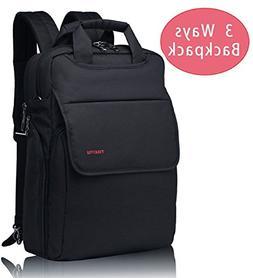 Kuprine Lightweight Slim Best Laptop Backpack Convertible Bl
