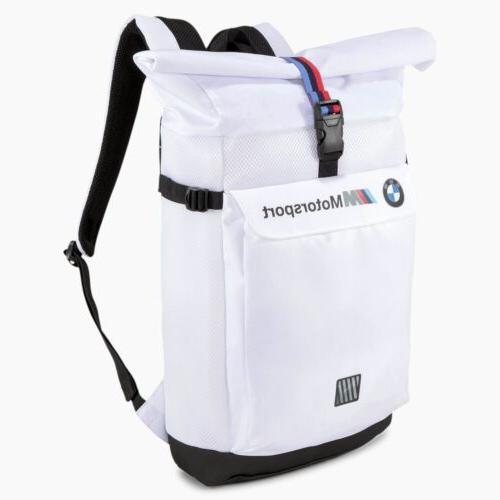076897 02 mens bmw motorsport lifestyle backpack