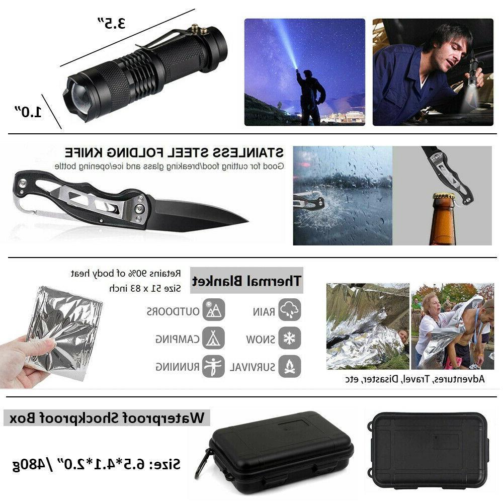 13 In 1 Emergency Gear Kit EDC