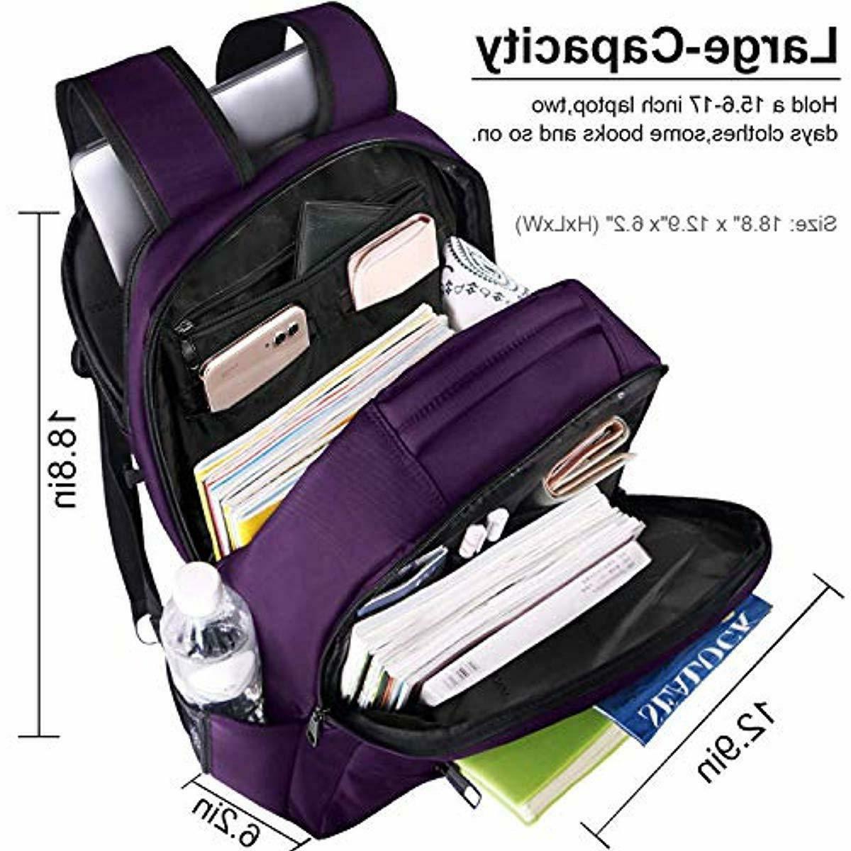 LAPACKER Laptop Backpacks for Women Mens
