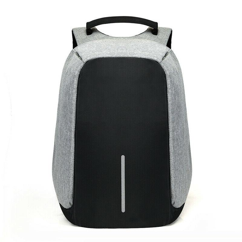 15 inch laptop backpack usb charging anti