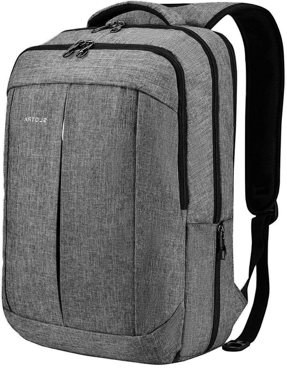 17 Inch Laptop Backpack for Men Women Business Travel Bag Ca