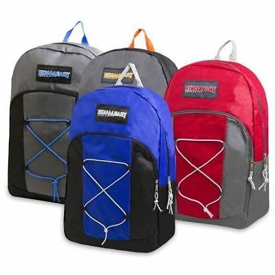 17 inch bungee pop bungee backpack