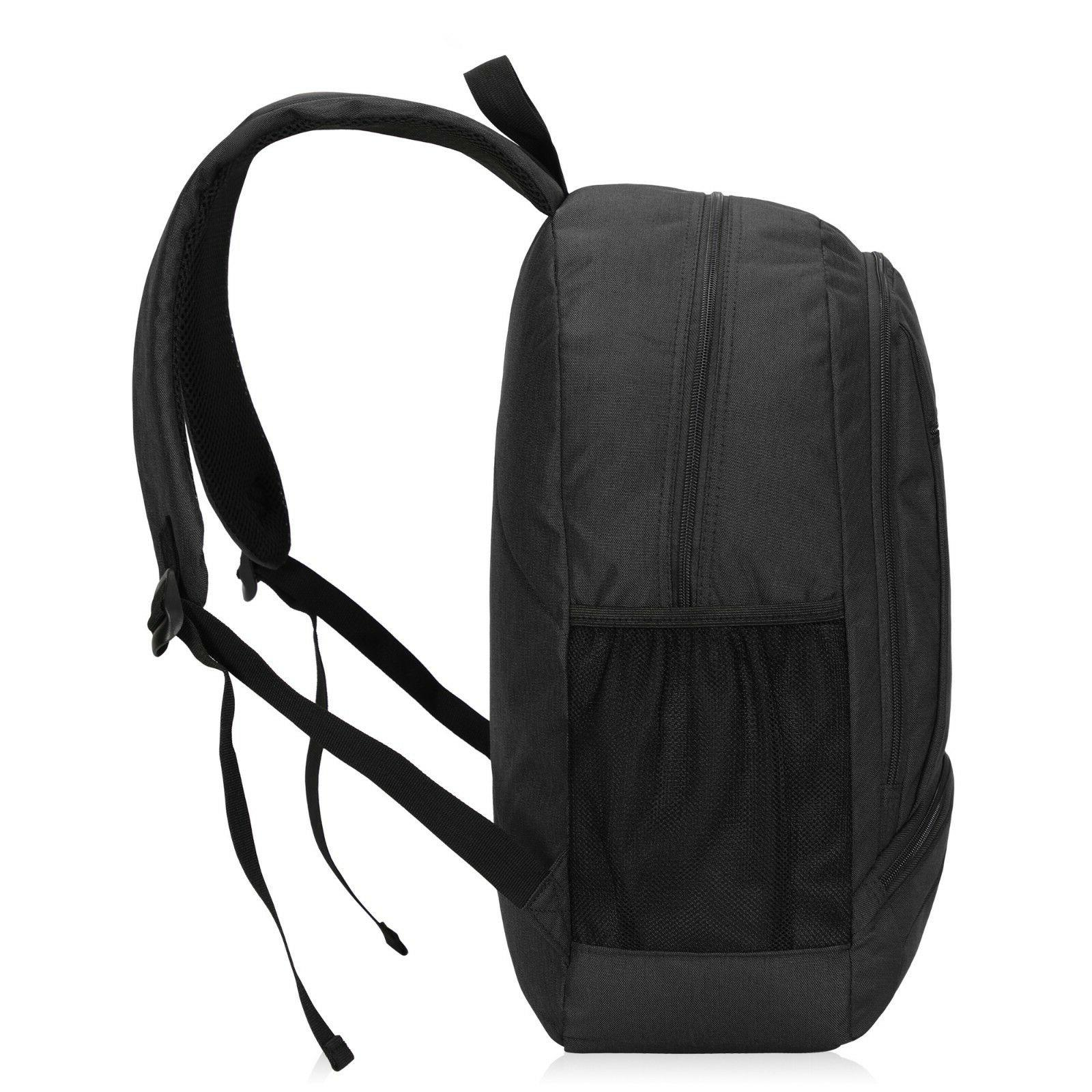 17 Multipurpose Big Capacity School Daypack Casual