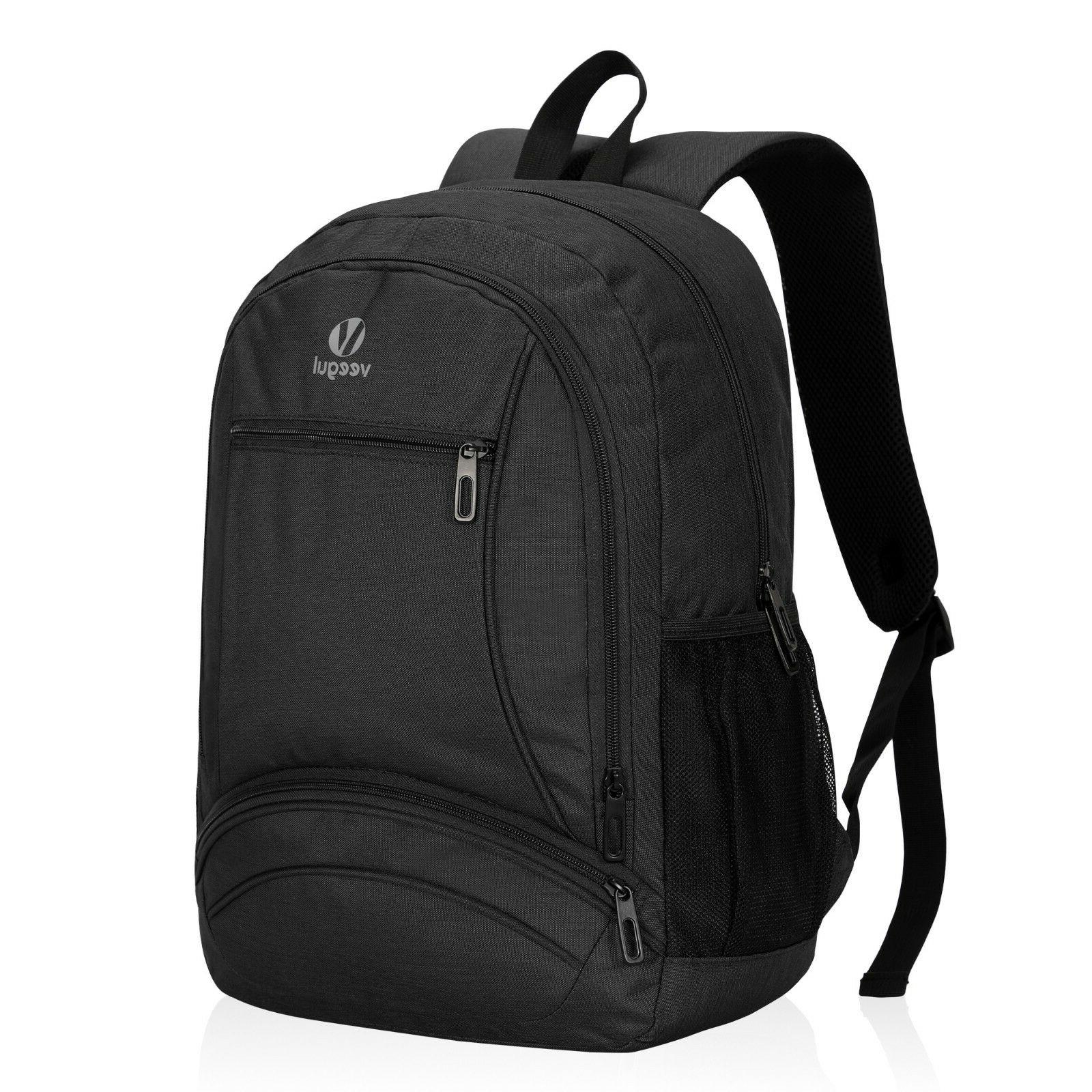 17 inch multipurpose big capacity school daypack