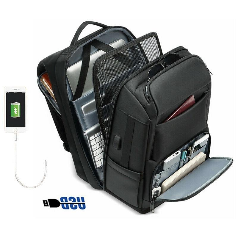 17 inch premium backpacks for men anti