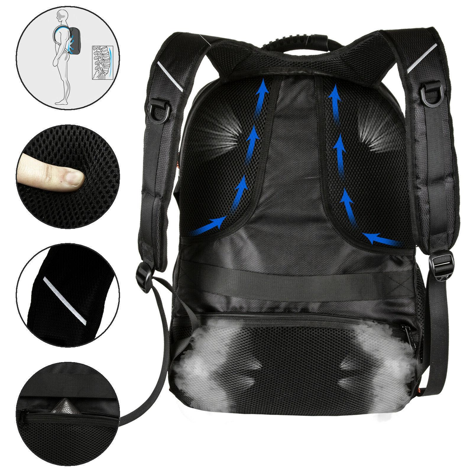 "Extra TSA Durable Backpack Anti-Theft 17"" Laptop"