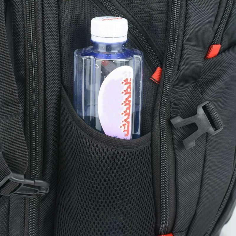 17''Swiss Multifunctional Laptop Trip Waterproof Camping Charge Bag