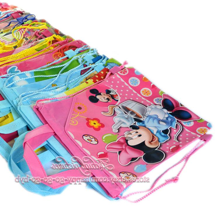 1PCS Children Drawstring Backpacks Party