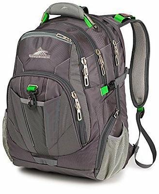 "20"" XBT Backpack - 17"" Laptops Silver"