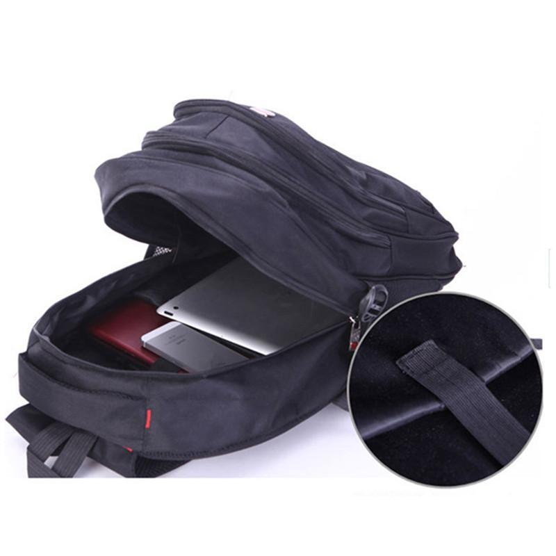 2018 Men's <font><b>Backpacks</b></font> 15 Inches School Laptop Rucksack