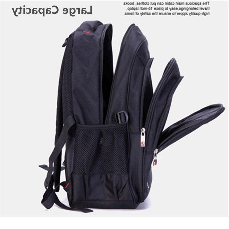 2018 Men's <font><b>Backpacks</b></font> 15 Computer Back School Bags Notebook Rucksack Wholesale