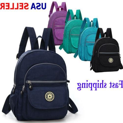 2018 mini women backpack purse nylon small