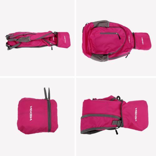 25L Waterproof Shoulder Hiking Bag Pack Camping