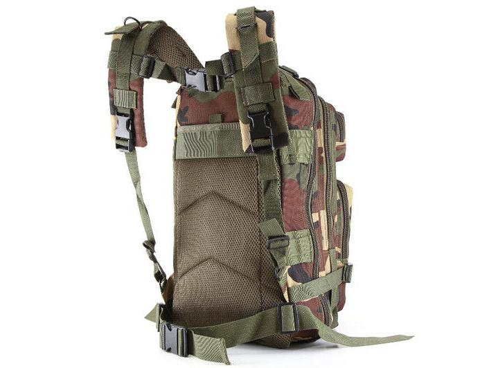 30L 3P Outdoor Rucksacks Backpack Hiking Trekking Bag