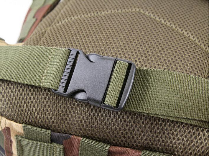 30L Outdoor Military Rucksacks Backpack Hiking Bag