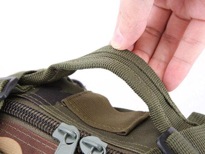 30L 3P Military Rucksacks Hiking